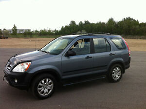 2006 HONDA CRV AWD MINT CONDITION ~ FULLY INSPECTED