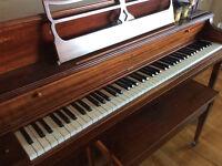 Piano Willis Co