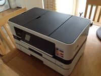 Compact BROTHER All in one inkjet printer