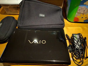 """Sony Vaio 15"""" Notebook for sale"""