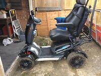 6 Month Old Mobility Scooter