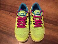 Nike 'Free' trainers, size UK 5.5