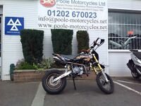Shineray xy125GY 2007 road registered/road legal pit bike rare... Stomp engine..