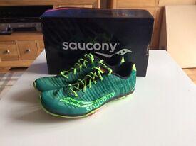 Saucony Kilkenny running spikes, UK size 7