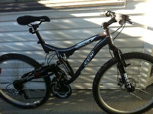26IN/ 21 SPEED MOUNTAIN BIKE/ MINT CONDITION