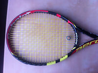 Babolat AeroPro Drive French Open Racket - NEW (used two times)