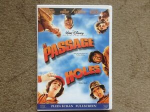 DVD Le Passage/Holes Disney
