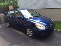 2009 Hyundai Accent Berline