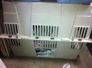 X-large dog crate