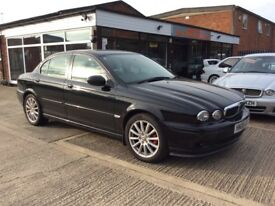 2006 Jaguar X-Type Sport 2.0 Diesel £145 Road Tax All Major Credit Debit Cards Accepted