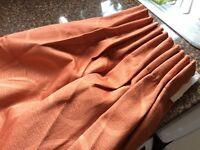 Terracota curtains