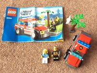 Lego City set 60001