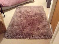 Next shaggy rug