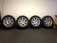 "Land Rover Range Rover Evoque / Freelander 2 18"" Alloy Wheels and Tyres (9)"