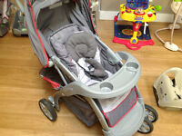 Safety First stroller + rear facing car seat
