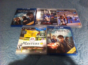 PS3 Console with Accessories and Games