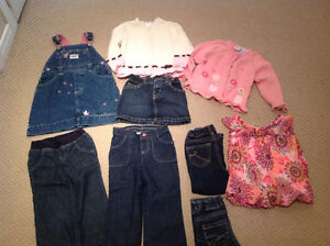 Girls Clothes lot - size 2