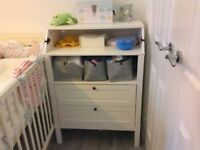 Baby changing table RRP 140 ikea ( other offers welcome)