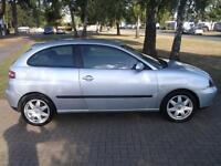 2005 Seat Ibiza 1.4 Sport 75 3dr 3 door Hatchback