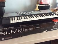 NOVATION Sl Mk 2 49 midi keyboard