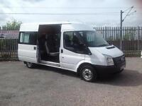 Ford TRANSIT 125 T300 FWD 9 seater bus