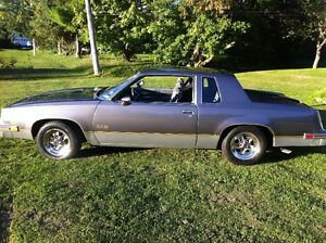 OLDSMOBILE 442 1985 - ORIGINAL