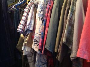 Vêtements  pour homme