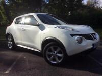 Nissan Juke 1.5 Diesel 5 Door Family Car Cheap Tax