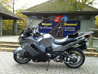 2008 Kawasaki Concours ZG1400 With ABS