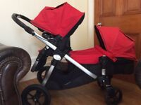 Baby Jogger City Select Double Pram *reduced