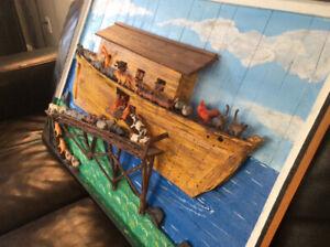 Local Folk Art - Noah's Ark