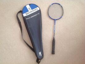 Badminton Oxylite Nanocarbon Ti 90 Racket + Case