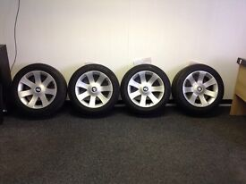 "BMW 7 Series 18"" Alloy Wheels and Tyres"