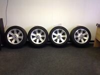 """BMW 7 Series 18"""" Alloy Wheels and Tyres"""