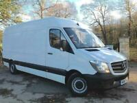 2016 Mercedes-Benz Sprinter 2.1TD 313CDI LWB / HIGH ROOF / ONE OWNER FROM NEW