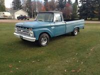 1965 / 1966 Ford / Mercury 1/2 ton