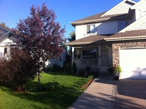 Executive 2 story Home Double Attached Garage by Sturgeon River