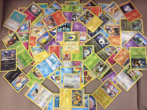 Selling A Lot Of Pokemon Trading Cards