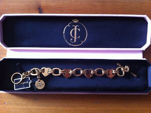 JUICY COUTURE CHARMS AND BRACELET