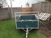 6 x4 ft trailer for sale