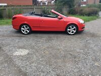VAUXHALL ASTRA 1.6 SPORT CONVERTIBLE 58 PLATE