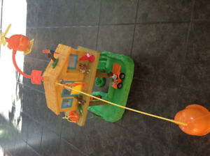 Fisher Price Go Diego Go Talking Rescue Center