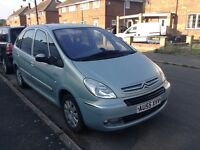 Citroen Picasso 1.6 hid exclusive