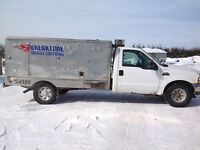 Ford 03 xlt 350 catering lunch truck money maker
