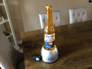 Corona Light Up Beer Bottle - Very Cool Item