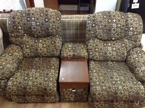 Couples couch/chairs that are recliners