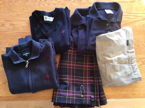 St. Theresa's Girls clothes Excellent Conditions