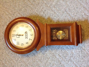 Ducks Unlimited- Collectors Clock