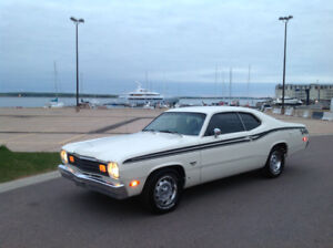 NEW RESTORATION, 1973 PLYMOUTH DUSTER 340, SEE PICS