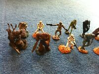 Set of Star Wars Figures